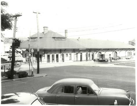 throwbackthursday the depot historic downtown