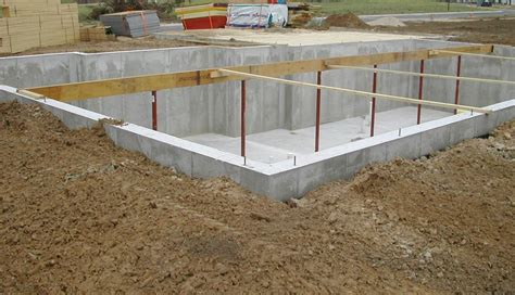 basement construction costs bearing capacity for shallow foundations