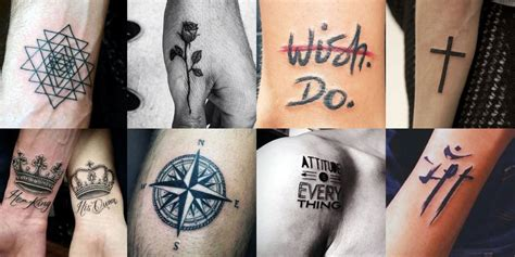 small easy tattoos for guys 101 best small simple tattoos for 2019 guide