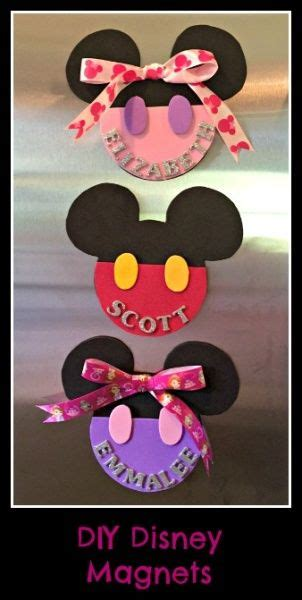 diy disney personalized dcl stateroom magnets magnets disney cruise line and disney