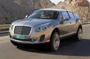 Bentley Trucking Bentley S New Suv Quot Is The Quot