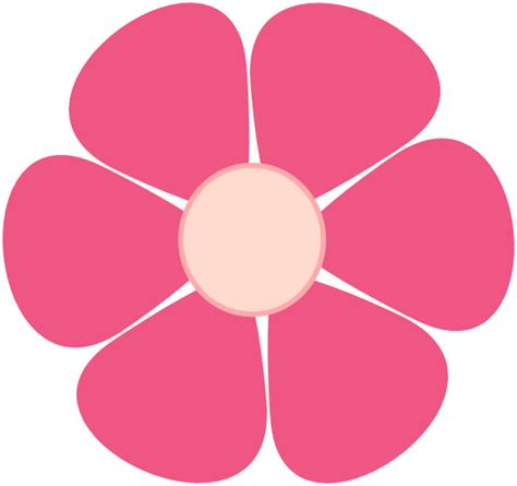 complementary of pink pink flower cartoon free download clip art free clip