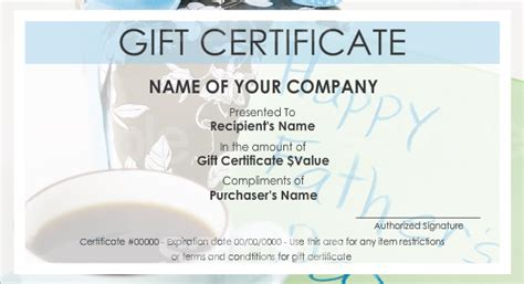 design your own certificate templates gift certificate template free mac new calendar template