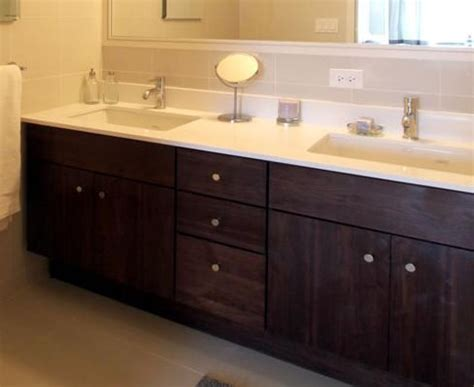 double vanity bathroom sinks kinds of double bathroom vanities see le bathroom