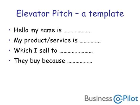 sales pitch template sales pitch master
