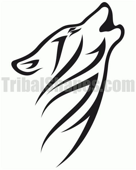 easy wolf tattoo designs delirios de una tatuadora