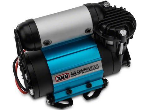 arb jeep wrangler high output air compressor ckma12