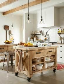 Wood Island Kitchen 20 Best Kitchen Trolleys Carts Decoholic