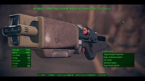 overcharged capacitor fallout overcharged capacitor fallout 4 28 images fallout 4 never ending plasma thrower legendary