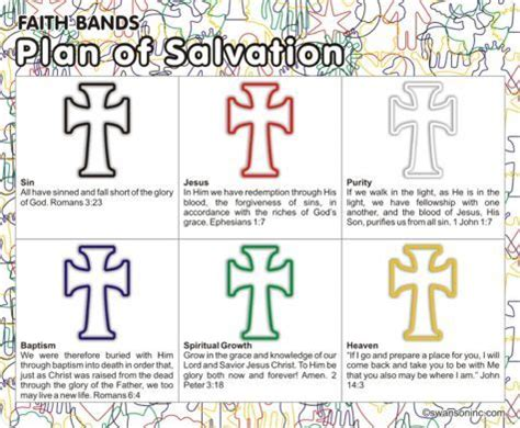 colored meaning jesus 16 best images about salvation bracelets on