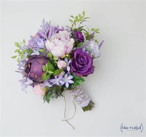 The Wedding Bouquet by Purple Wildflower Bouquet Www Pixshark Images