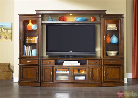 large entertainment center hanover large tv entertainment center unit with piers