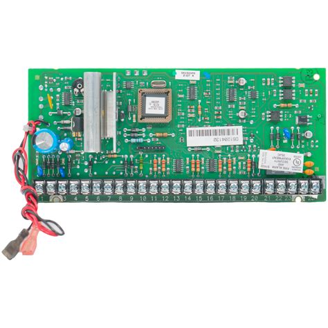 vista 20p honeywell alarm system panel board only