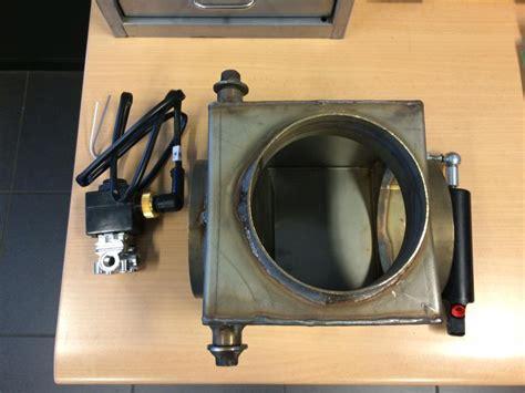 Klep 25 22 Batang 45mm uitlaat klep rvs voor open uitlaat uitlaat kleppen techniek truckgadgets nl