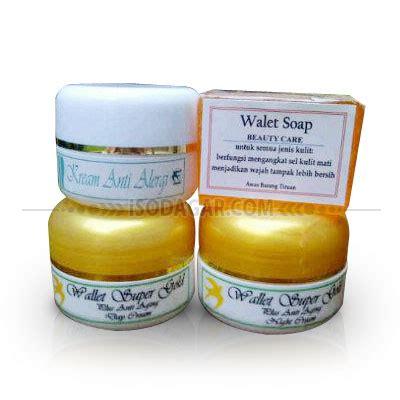 Krim Wajah Walet krim walet gold anti iritasi isodagar