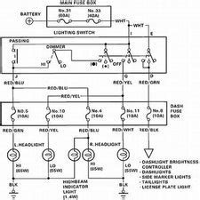 1995 honda civic tail light wiring diagram tail lights won t go off 1992 1995 honda civic ifixit
