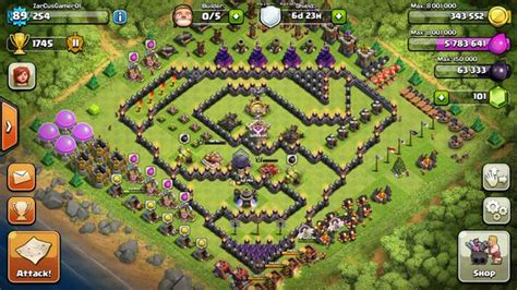 best clash of clans defence 7 hd image clash of clans best defense strategy always stay on top