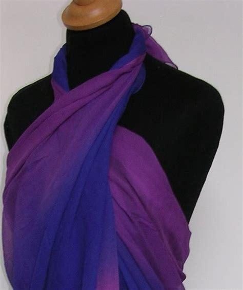 Pashmina Chiffon 4 pashmina land how to wear a large silk chiffon shawl