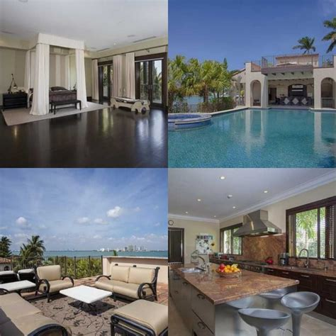 matt damon mansion miami beach living room luxuo celebs homes 100 target gift card giveaway home