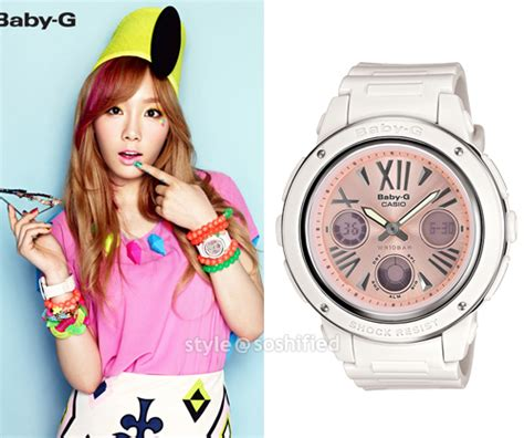 soshified styling snsd casio