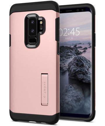 Spigen Tough Armor Samsung Galaxy S9 S9 Plus Black spigen tough armor hoesje samsung galaxy s9 plus gold gsmpunt nl