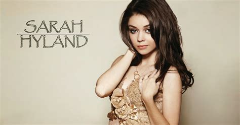 sarah hyland quotes chatter busy sarah hyland quotes