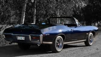 1968 Pontiac Gto Convertible 1968 Pontiac Gto Convertible