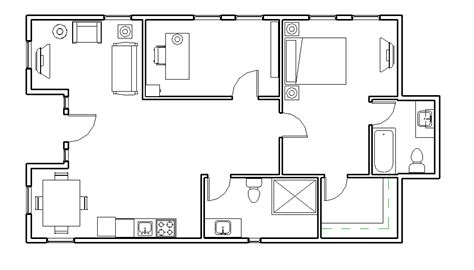 cargo container floor plans aret 2220 carter shipping container floor plan