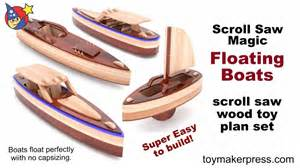 homemade wooden toy boats viewing gallery
