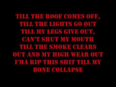 eminem till i collapse lyrics eminem till i collapse lyrics youtube