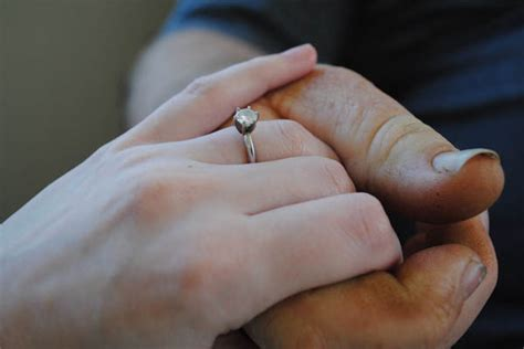 how to score a cheap wedding ring a true story the