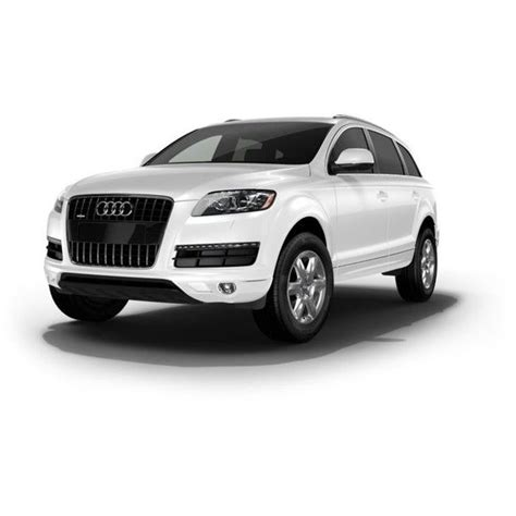 Build Audi Q7 by Audi Audi Q7 And Build Your Own On