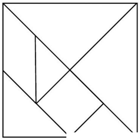 dibujos para colorear con figuras geométricas rompecabeza de figuras geometricas para imprimir recortar
