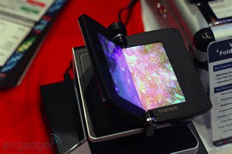 patent shows  advanced samsung tablet   huge foldable display sammobile sammobile