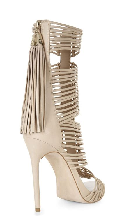 bienvenue tassel bag bcbg max mara elista high heel sandal with tassel 2013