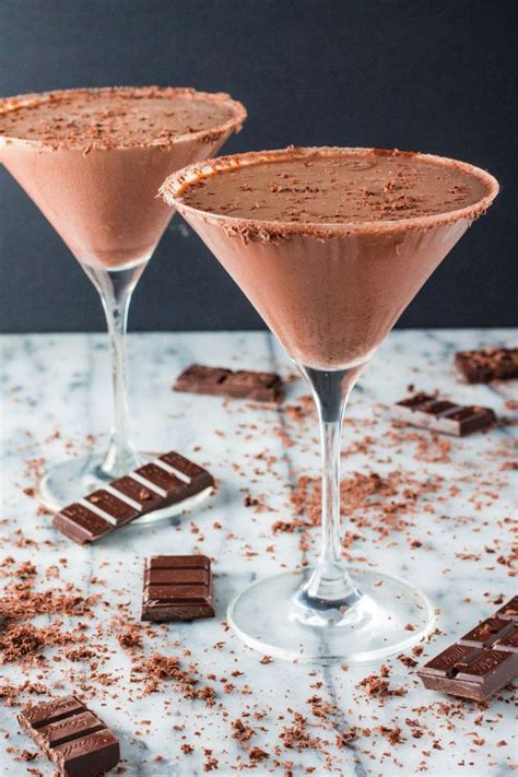 check out chocolate martini it s so easy to make