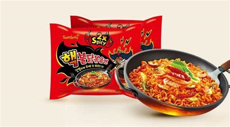 Samyang Spicy samyang 2x spicy haek buldak bokkeu end 4 11 2018 11 15 pm