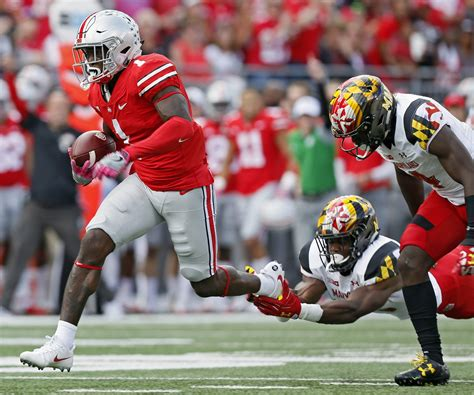 columbus dispatch sports section ohio state football fine tuning has revved up buckeyes