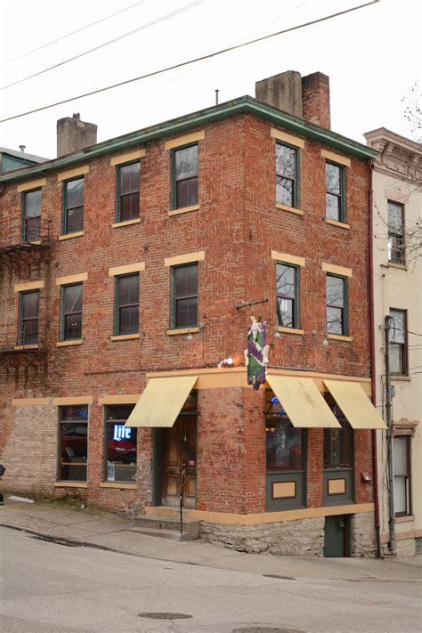 prospect house cincinnati this prospect hill bar is one of the city s best kept