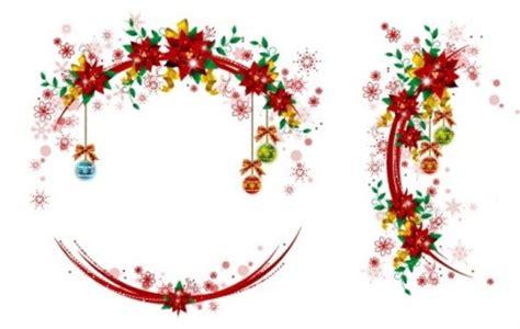 natale clipart gratis weihnachten kr 228 nze vektor weihnachten kostenlose vector