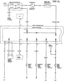 2003 honda civic electrical body system diagram