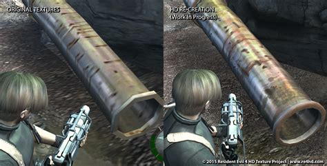 mod game resident evil 4 our resident evil 4 hd texture mod attempt
