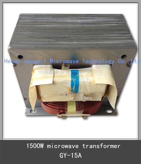 Microwave Low Voltage 1500w high voltage transformer for 1500w microwave magnetron gy 15a buy transformer for