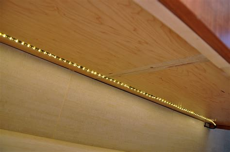under cabinet tape lighting 10 small things that make a big difference in your kitchen