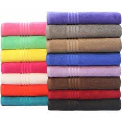 colored bath towels mainstays essential true colors bath towel collection