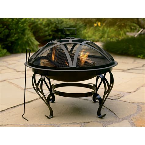 Sears Outdoor Pits garden oasis 26 pit enjoy beautiful evenings deals with sears