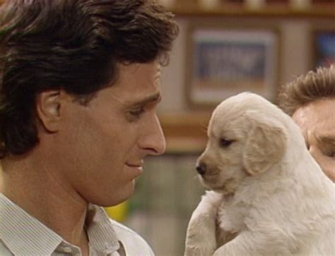 why did full house end season 3 episode 7 and they call it puppy love