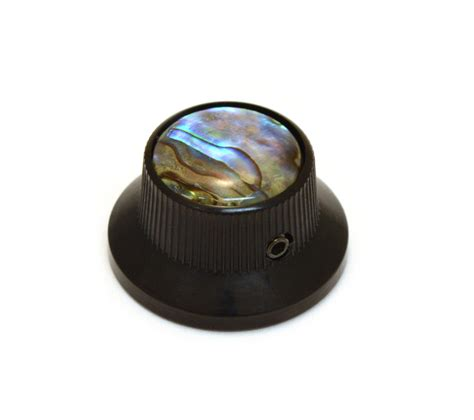 Bell Knob by Guitar Parts Factory Metal Bell Knobs