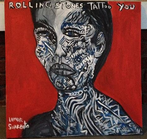 tattoo you rolling stone rolling stones tattoo you lamar sorrento