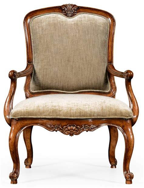 vintage armchair styles french provincial style antique armchair